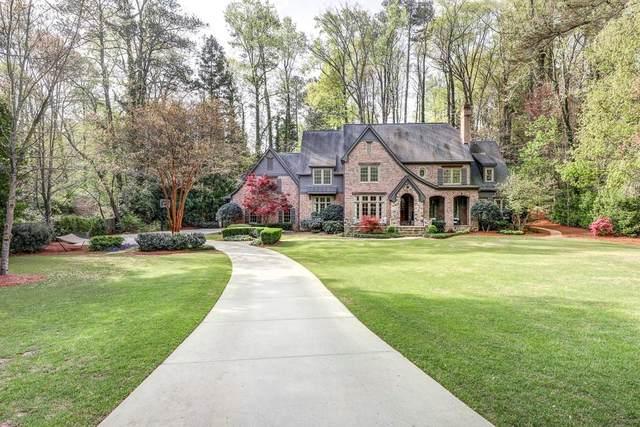 4111 N Stratford Road NE, Atlanta, GA 30342 (MLS #6866378) :: North Atlanta Home Team