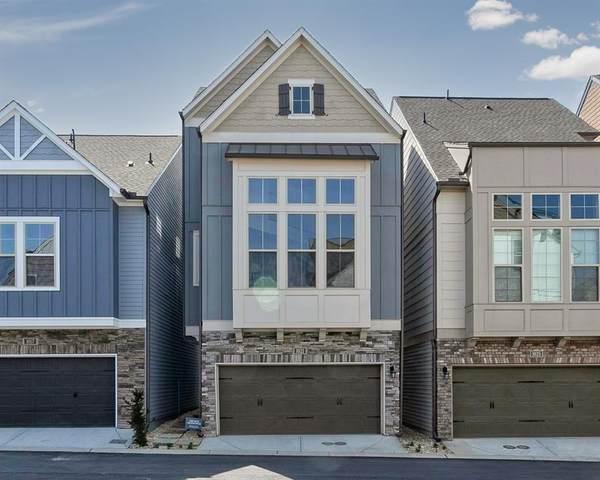 1021 Kirkland Circle SE, Smyrna, GA 30080 (MLS #6866383) :: Path & Post Real Estate