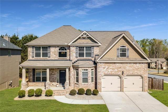 1556 Rolling View Way, Dacula, GA 30019 (MLS #6866394) :: Lucido Global