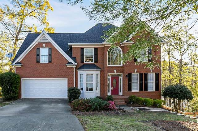 2449 Tift Court NW, Kennesaw, GA 30152 (MLS #6866415) :: North Atlanta Home Team