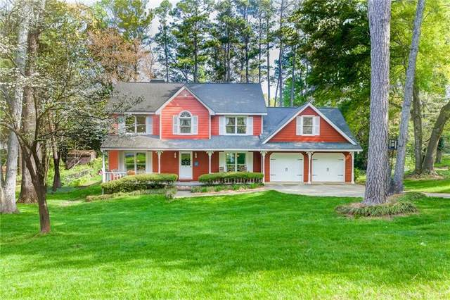 203 Lexington Drive, Woodstock, GA 30188 (MLS #6866465) :: North Atlanta Home Team