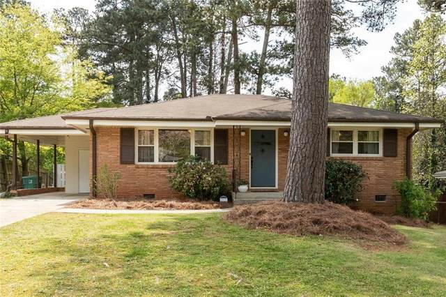 840 Lake Court SE, Smyrna, GA 30082 (MLS #6866476) :: Oliver & Associates Realty