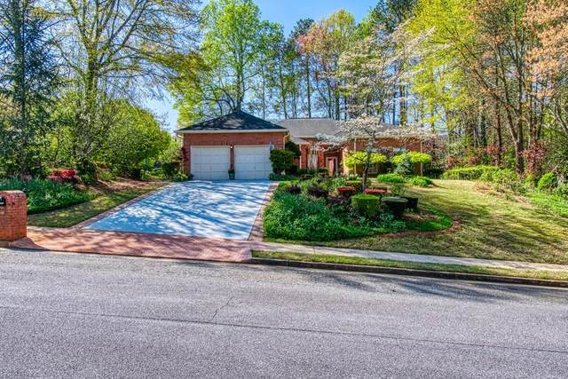 12260 Greenmont Walk, Alpharetta, GA 30009 (MLS #6866477) :: North Atlanta Home Team