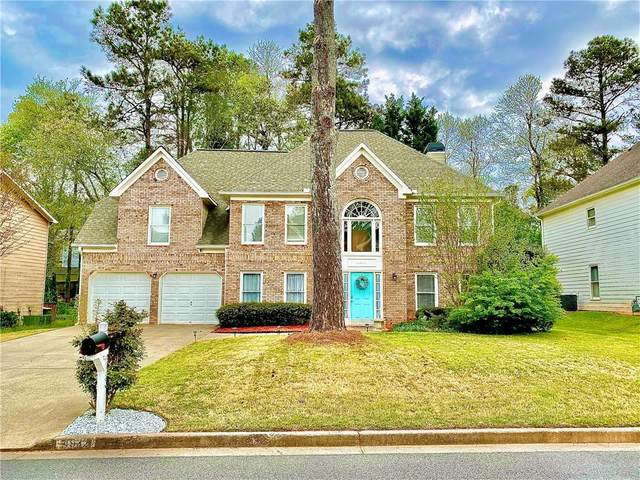 4932 Heards Forest Drive NW, Acworth, GA 30102 (MLS #6866482) :: Path & Post Real Estate