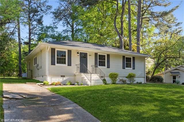 1003 Springdale Drive, Marietta, GA 30062 (MLS #6866483) :: North Atlanta Home Team