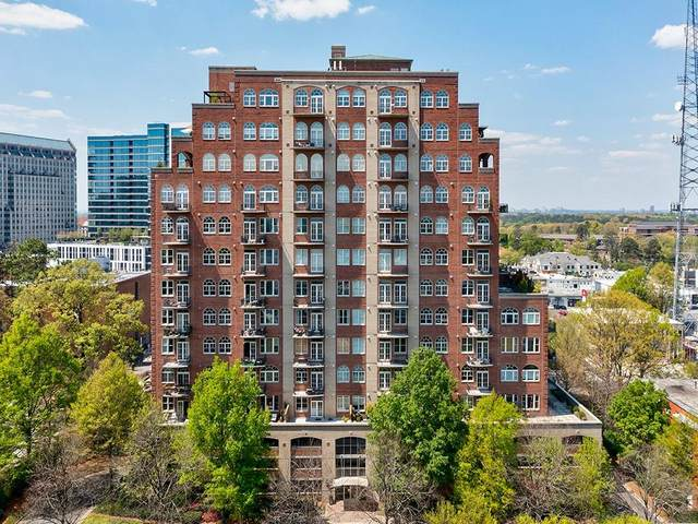 3180 Mathieson Drive NE #1006, Atlanta, GA 30305 (MLS #6866488) :: Good Living Real Estate