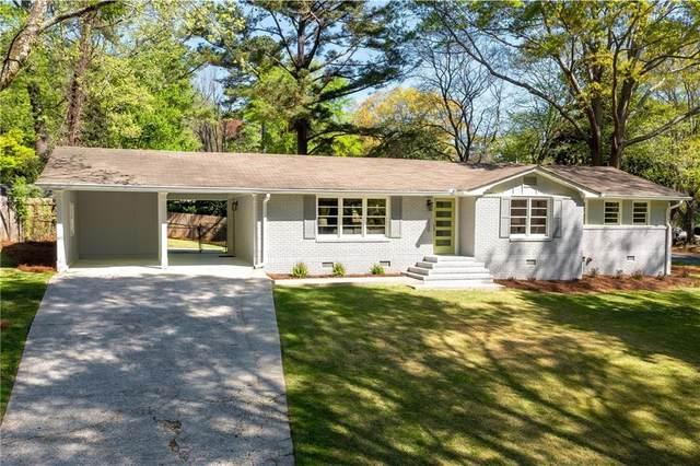 230 Brook Drive, Sandy Springs, GA 30328 (MLS #6866494) :: Oliver & Associates Realty