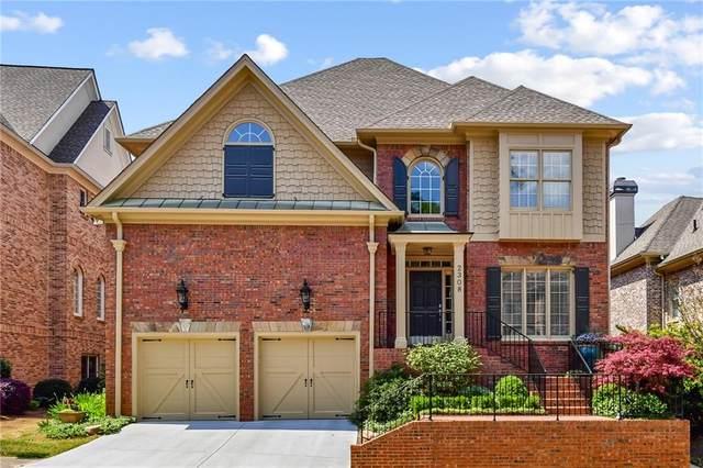 2308 Briarcliff Commons NE, Atlanta, GA 30345 (MLS #6866498) :: North Atlanta Home Team