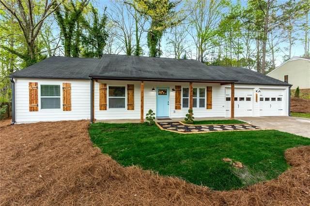 203 Windcrest Court, Woodstock, GA 30188 (MLS #6866510) :: North Atlanta Home Team