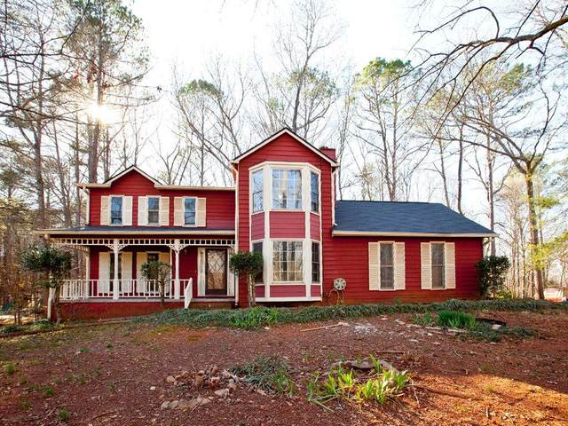 140 Benjamin Circle, Fayetteville, GA 30214 (MLS #6866513) :: Lucido Global