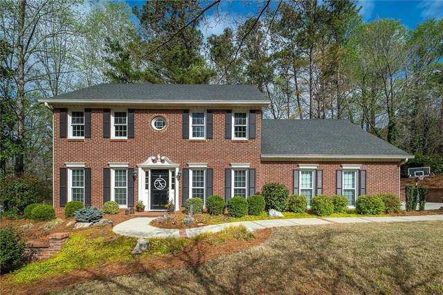 2851 Lamer Trace, Marietta, GA 30066 (MLS #6866526) :: Path & Post Real Estate