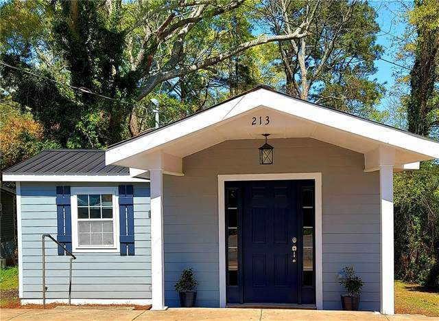 213 Mason Street, Monticello, GA 31064 (MLS #6866535) :: North Atlanta Home Team