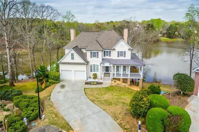 1493 Shoresedge Court, Lawrenceville, GA 30043 (MLS #6866538) :: Path & Post Real Estate