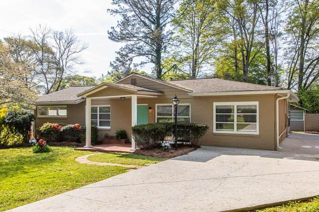 3059 Brook Drive, Decatur, GA 30033 (MLS #6866547) :: Path & Post Real Estate