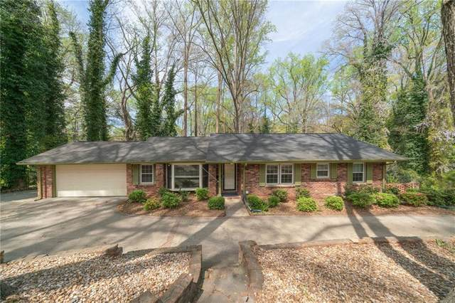 1953 Lyle Avenue, College Park, GA 30337 (MLS #6866554) :: The Realty Queen & Team