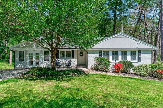 1279 Lenox Circle NE, Atlanta, GA 30306 (MLS #6866563) :: Path & Post Real Estate
