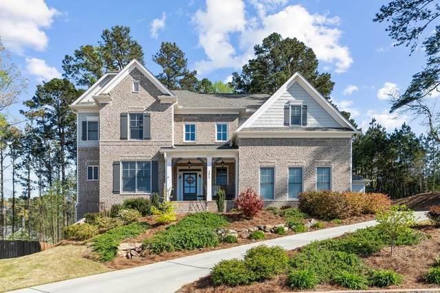 1472 Sutters Pond Drive NW, Kennesaw, GA 30152 (MLS #6866565) :: North Atlanta Home Team