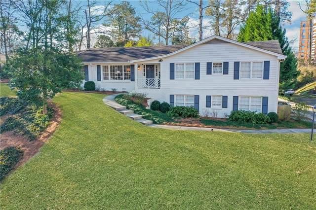 3336 Pine Meadow Road NW, Atlanta, GA 30327 (MLS #6866569) :: North Atlanta Home Team
