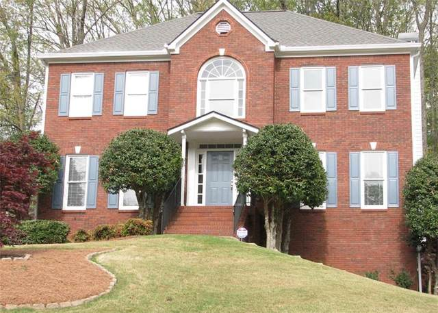 2833 Crestwicke Drive NW, Kennesaw, GA 30152 (MLS #6866570) :: The Realty Queen & Team