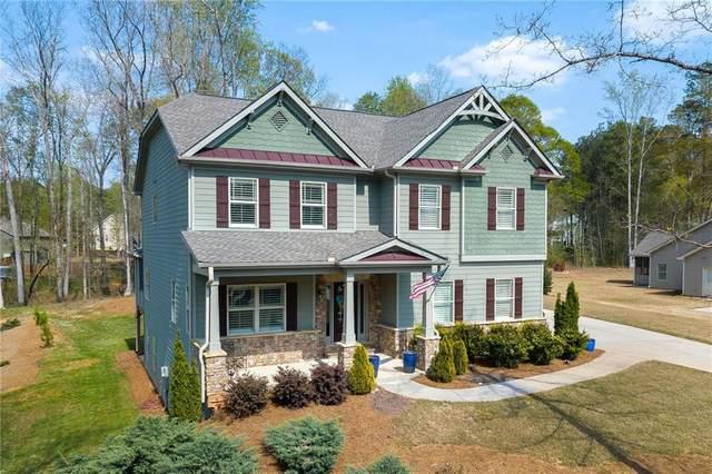 917 Edward Avenue, Jefferson, GA 30549 (MLS #6866587) :: Oliver & Associates Realty