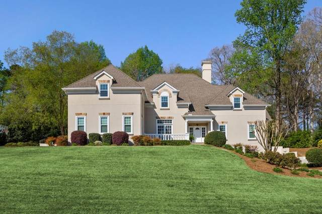 3720 River Mansion Drive, Peachtree Corners, GA 30096 (MLS #6866593) :: Rock River Realty