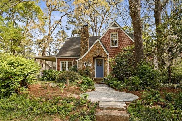 231 Coventry Road, Decatur, GA 30030 (MLS #6866597) :: Path & Post Real Estate