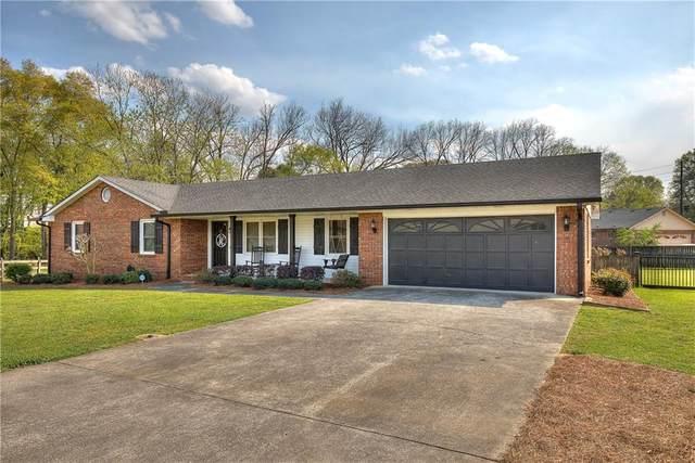 14 Wesley Trace SE, Cartersville, GA 30120 (MLS #6866599) :: Oliver & Associates Realty