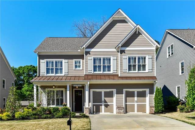 1543 Sylvester Circle SE, Atlanta, GA 30316 (MLS #6866620) :: North Atlanta Home Team