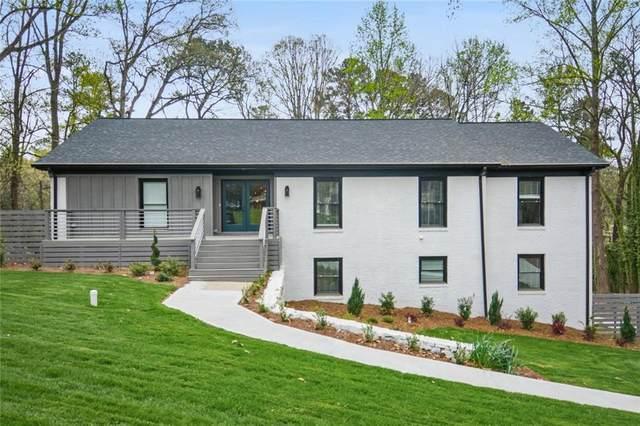 1158 Cardinal Way SW, Atlanta, GA 30311 (MLS #6866623) :: Rock River Realty