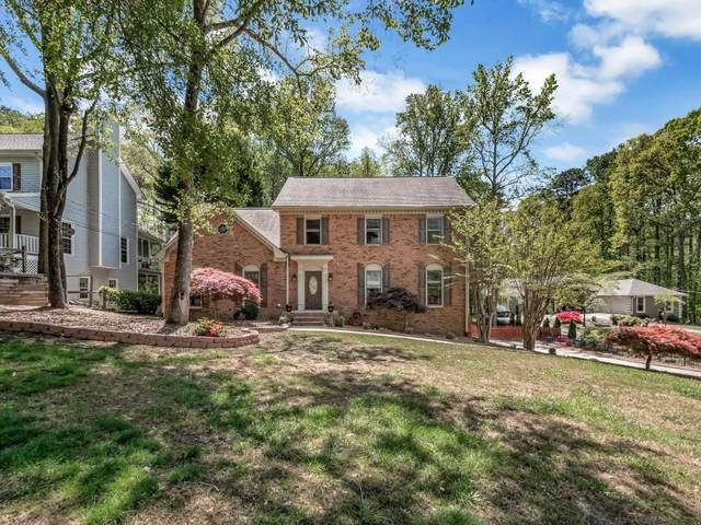 1542 Catherine Court, Suwanee, GA 30024 (MLS #6866636) :: North Atlanta Home Team