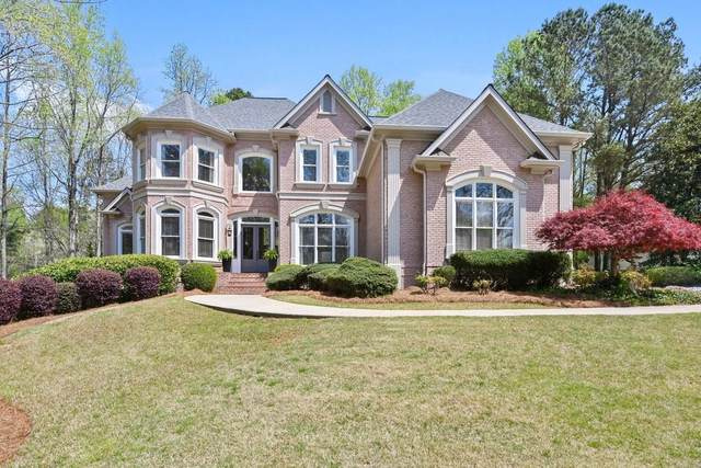 350 Champions View Drive, Milton, GA 30004 (MLS #6866646) :: The Butler/Swayne Team