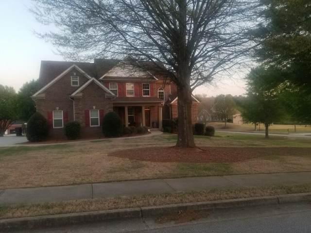409 Tomahawk Trail, Mcdonough, GA 30252 (MLS #6866654) :: North Atlanta Home Team