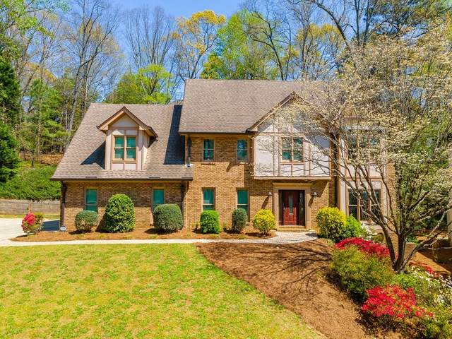 8535 Haven Wood Trail, Roswell, GA 30076 (MLS #6866660) :: North Atlanta Home Team