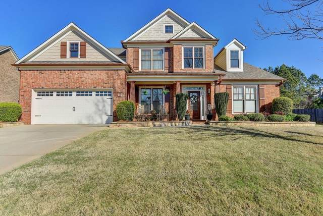 6136 Stillwater Trail, Flowery Branch, GA 30542 (MLS #6866704) :: The Heyl Group at Keller Williams