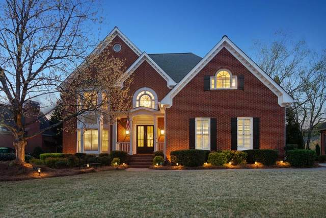 5229 Garnaby Lane, Peachtree Corners, GA 30092 (MLS #6866715) :: North Atlanta Home Team