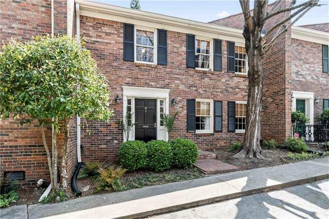 1105 Clairemont Avenue H, Decatur, GA 30030 (MLS #6866722) :: Path & Post Real Estate