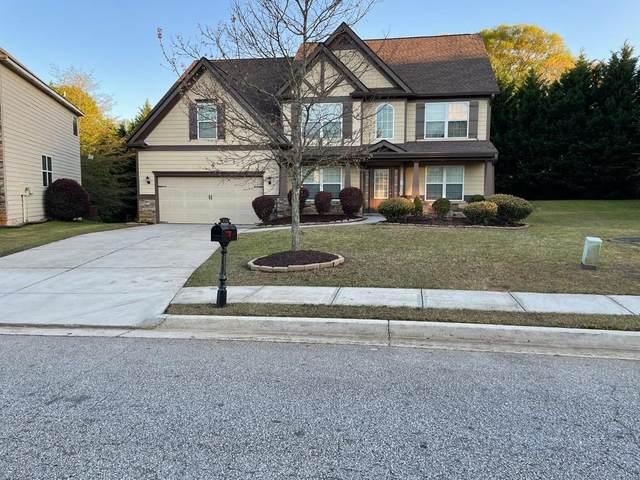 2369 Park Estates Drive, Snellville, GA 30078 (MLS #6866729) :: North Atlanta Home Team