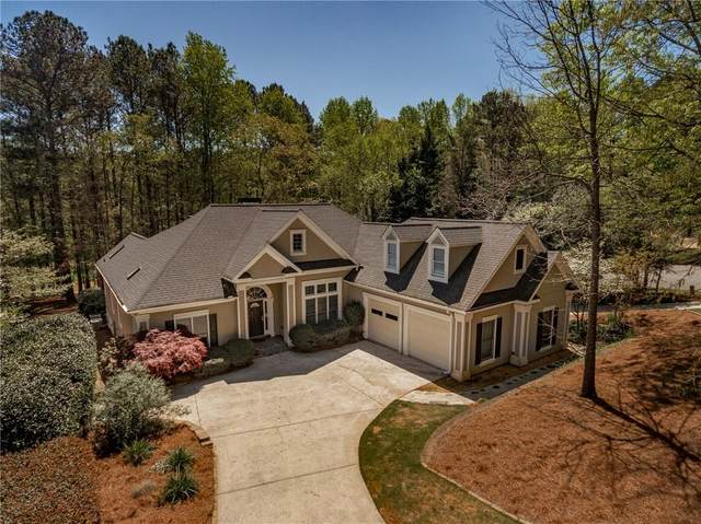 501 Hillshire Court, Woodstock, GA 30189 (MLS #6866738) :: North Atlanta Home Team