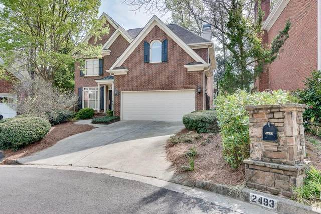 2493 Kings Arms Drive NE, Atlanta, GA 30345 (MLS #6866741) :: North Atlanta Home Team