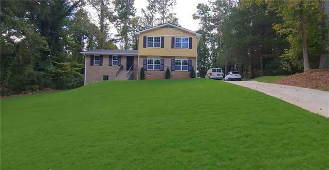 5799 Simone Drive, Stone Mountain, GA 30087 (MLS #6866746) :: North Atlanta Home Team