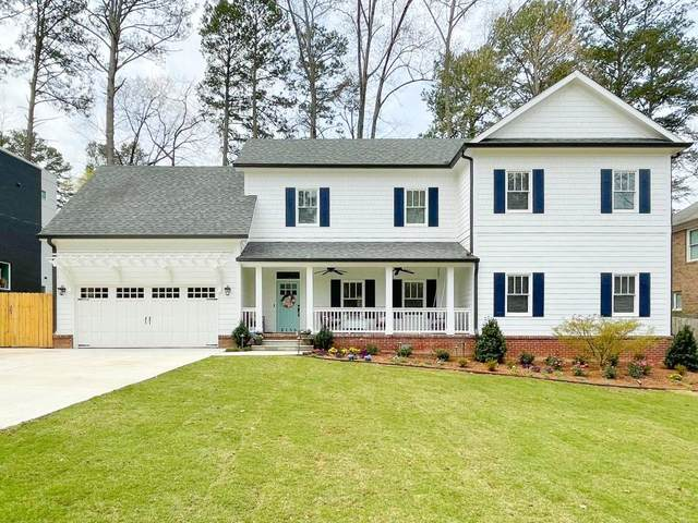 2188 Marann Drive NE, Atlanta, GA 30345 (MLS #6866773) :: North Atlanta Home Team
