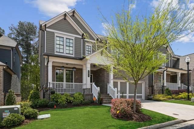 461 Crimson Maple Way, Smyrna, GA 30082 (MLS #6866777) :: Path & Post Real Estate