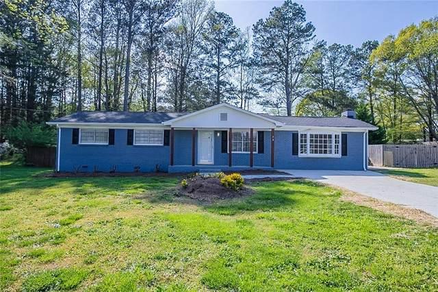 76 Hunters Circle, Powder Springs, GA 30127 (MLS #6866778) :: North Atlanta Home Team