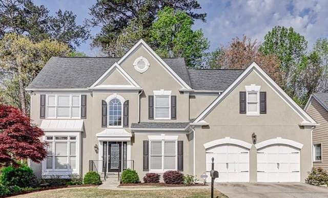 2385 Briarleigh Way, Dunwoody, GA 30338 (MLS #6866781) :: North Atlanta Home Team