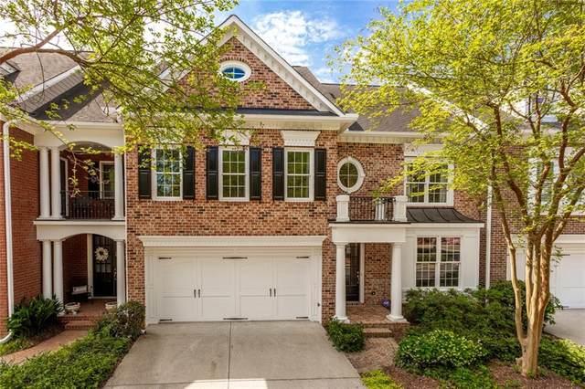 2412 Loxford Lane, Alpharetta, GA 30009 (MLS #6866785) :: North Atlanta Home Team