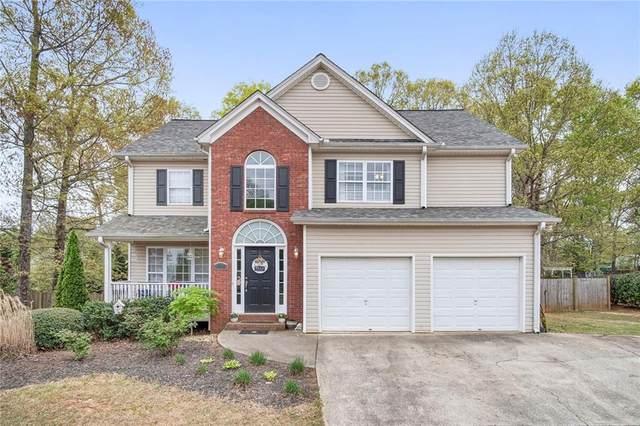 1035 Fieldstone Drive, Canton, GA 30114 (MLS #6866805) :: North Atlanta Home Team