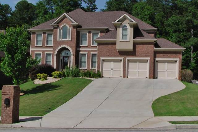 2855 Ivy Hill Drive, Buford, GA 30519 (MLS #6866807) :: North Atlanta Home Team