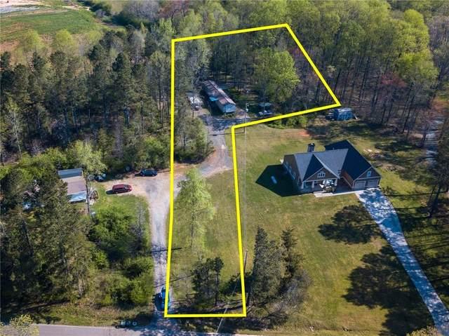 5525 Crow Drive, Cumming, GA 30041 (MLS #6866808) :: The Justin Landis Group