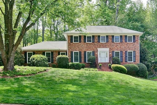 1741 Kellogg Springs Drive, Dunwoody, GA 30338 (MLS #6866815) :: Scott Fine Homes at Keller Williams First Atlanta