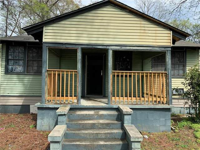 977 Morningside Drive, Macon, GA 31217 (MLS #6866826) :: The Heyl Group at Keller Williams